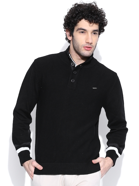 Wrangler Black Sweater