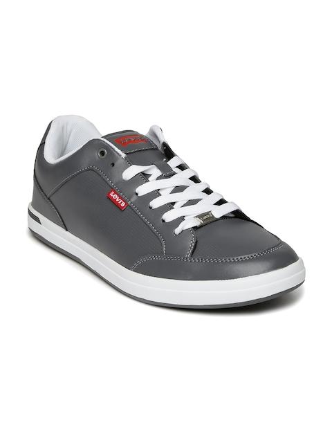 Levis Men Grey Casual Shoes