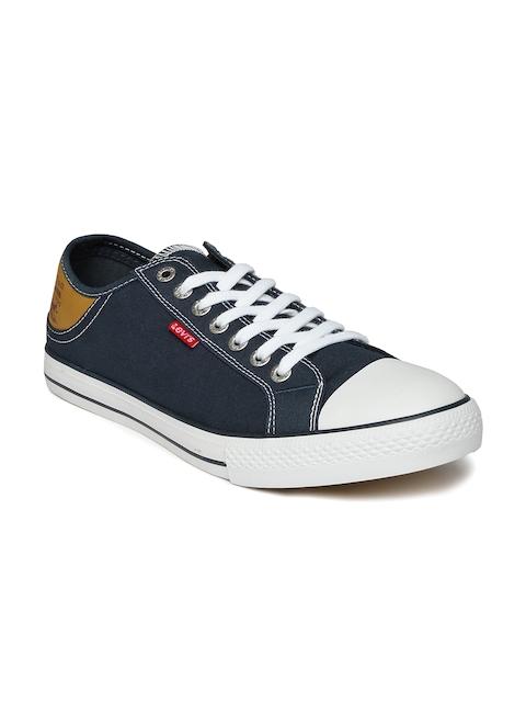 Levis Men Navy Casual Shoes