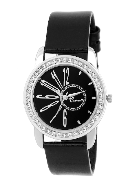 Camerii Women Black Dial Watch CWL571
