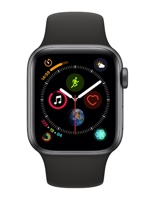 Apple Unisex Grey Series 4 Smartwatch MTVD2HN/A