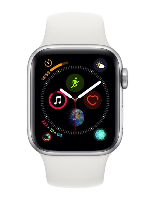 Apple Unisex Series 4 Digital Smart Watch MU642HN/A