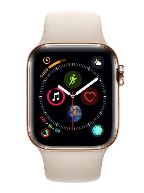 Apple Unisex Series 4 Digital Smart Watch MTVN2HN/A