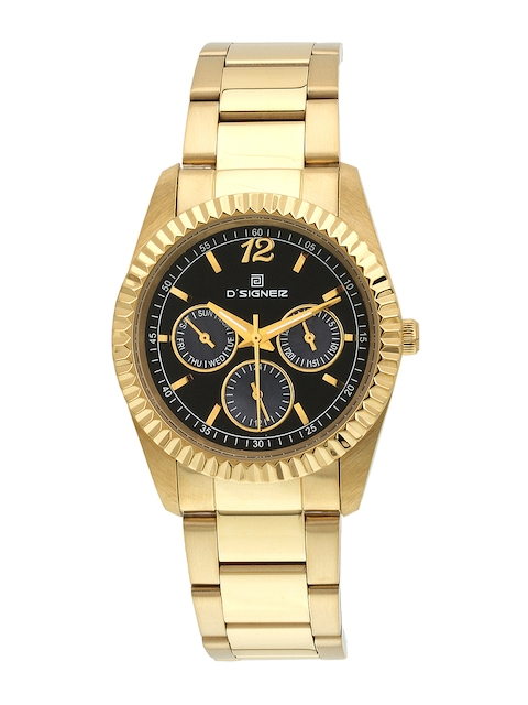 Dsigner Women Black Dial Watch 619GM