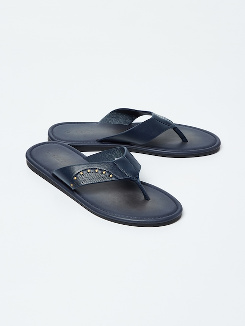 CODE by Lifestyle Men Navy Blue Sandals