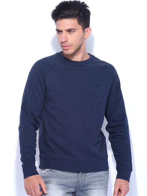 Wrangler Blue Crayon Sweatshirt