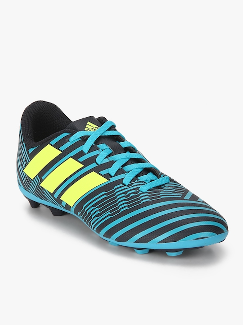Nemeziz 17.4 Fxg Navy Blue Football Shoes