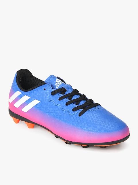 Messi 16.4 Fxg J Blue Football Shoes