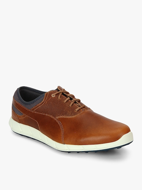 Ignite Spikeless Tan Lifestyle Shoes