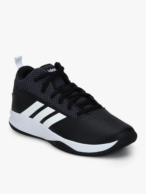 Ilation 2.0 4E Black Basketball Shoes
