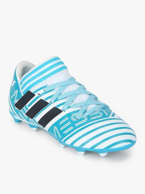 Nemeziz Messi 17.3 Fg J Turquoise Football Shoes