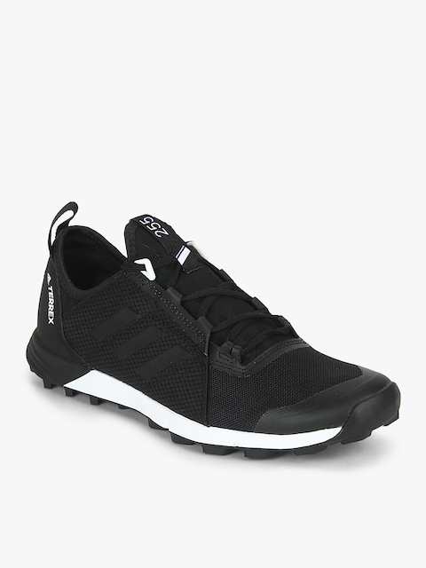 Terrex Agravic Speed Black Outdoor Shoes