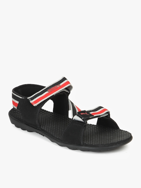 Silicis Mesh Dp Black Floaters