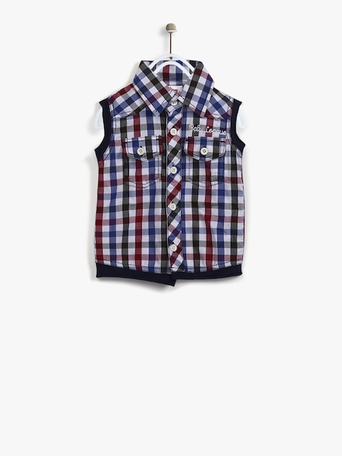 Multicoloured Regular Fit Casual Shirt