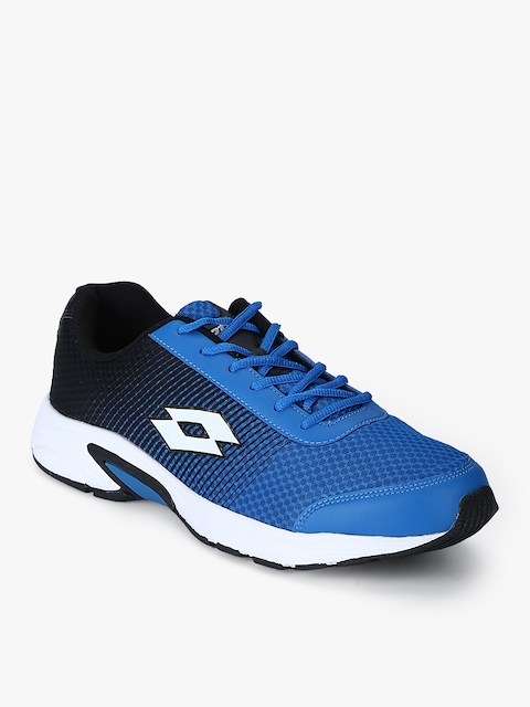 Lotto Jazz Blue Running Shoes
