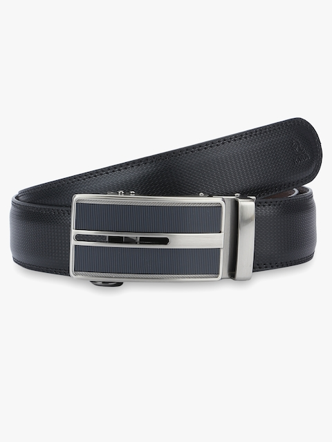 Black/Brown Reversible Belt