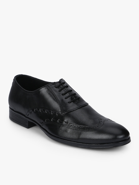 Black Brogues Formal Shoes