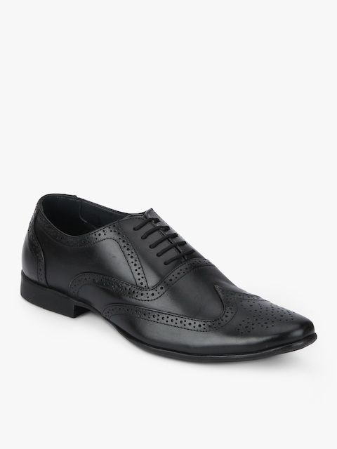 Black Oxfords Formal Shoes