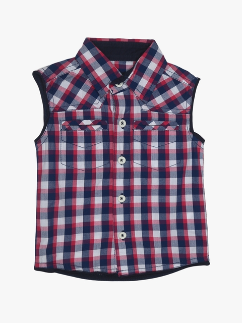 Multicoloured Casual Shirt