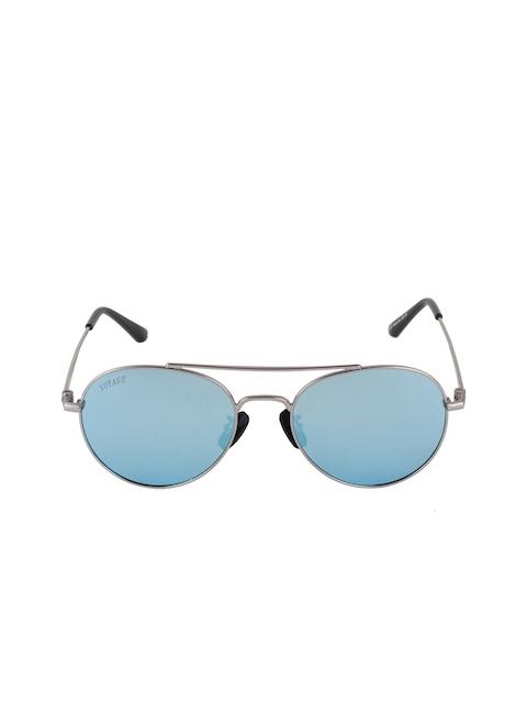 Voyage Unisex Oval Sunglasses 1077MG2609