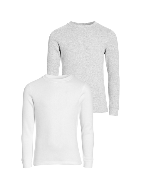 next Boys Pack of 2 Thermal Tops 5057763520288