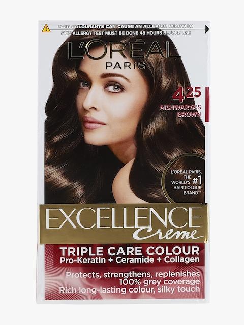 Al Dark Brownloreal Paris Excelence Hair Color Shade No 4 Natur
