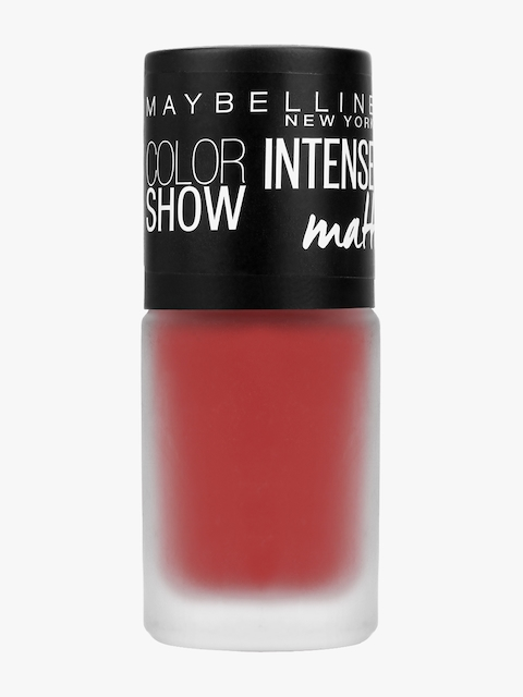 Color Show Intense Nail Paint Flaming Red
