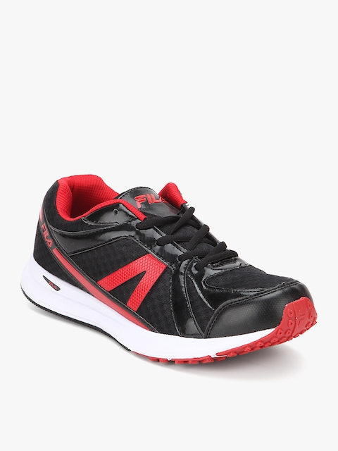 Element Ii Black Running Shoes