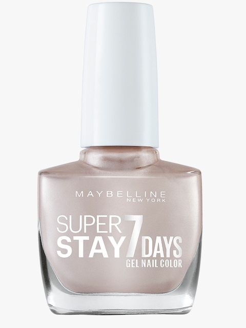 Super Stay City Nudes Nail Paint 892 Dusted Pearl