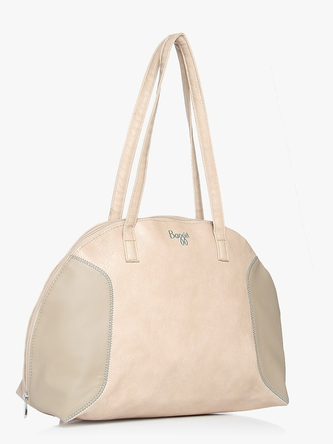 Lx4 Ariel Y G Denon Beige Handbag