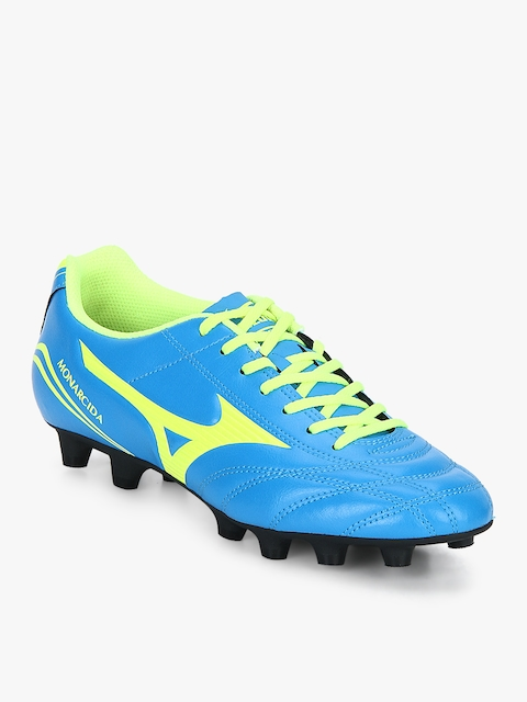 Monarcida Fs Md (Wide) Blue Football Shoes