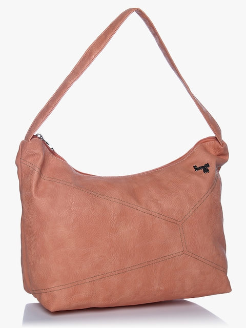 Lxe4 Gorby Y G E Muffin Peach Vanity Bag