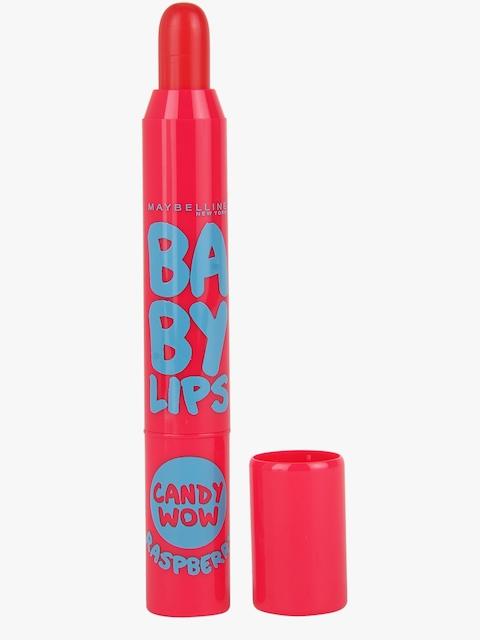 Maybelline Candy Wow Raspberry New York Baby Lips