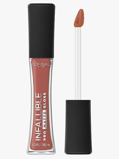 Infallible Pro Matte Lip Gloss 318 Bare Attraction