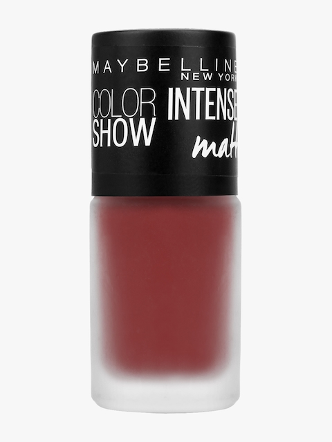 Color Show Intense Nail Paint Magnetic Red