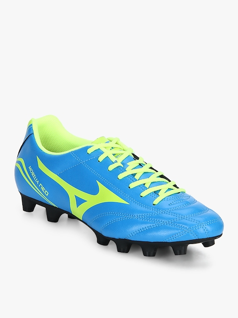 Morelia Neo Cl Md Blue Football Shoes