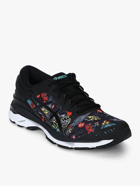 Gel-Kayano 24 Nyc Black Running Shoes