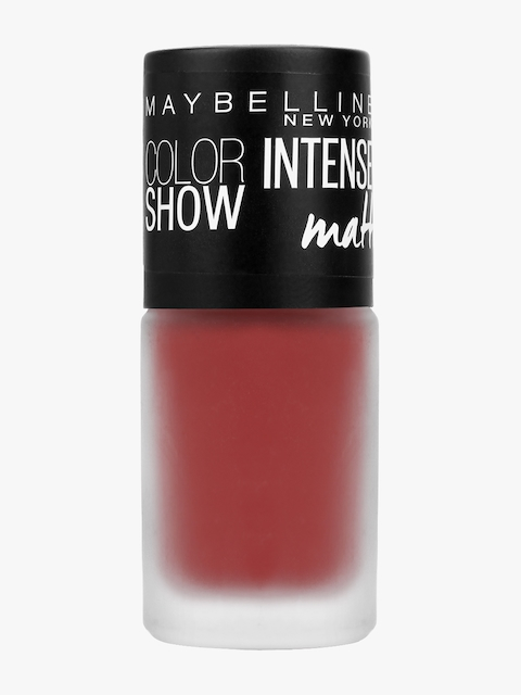 Color Show Intense Nail Paint Deep Red
