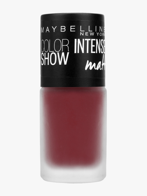 Color Show Intense Nail Paint Bold Burgundy