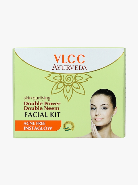 Ayurveda Skin Purifying Double Power Double Neem Facial Kit