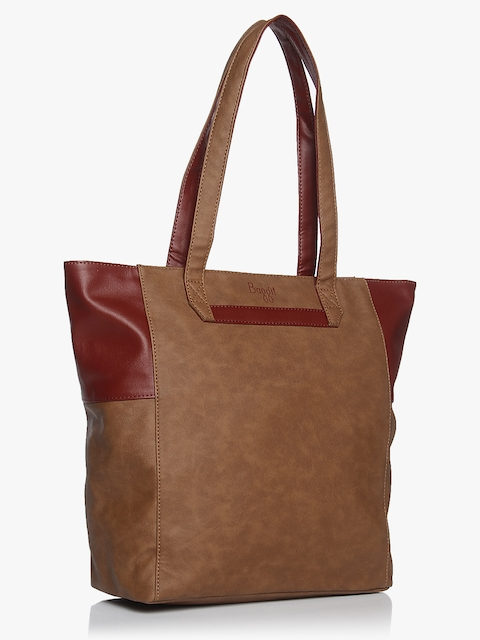 Lxe4 Miami Y G E Stella Brown Handbag