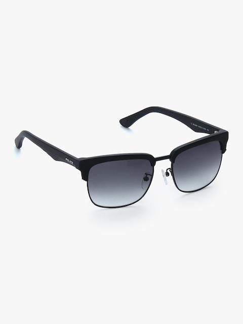 Police Men Browline Sunglasses SPL354A55703SG