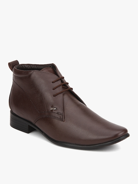 Brown Derby Boots