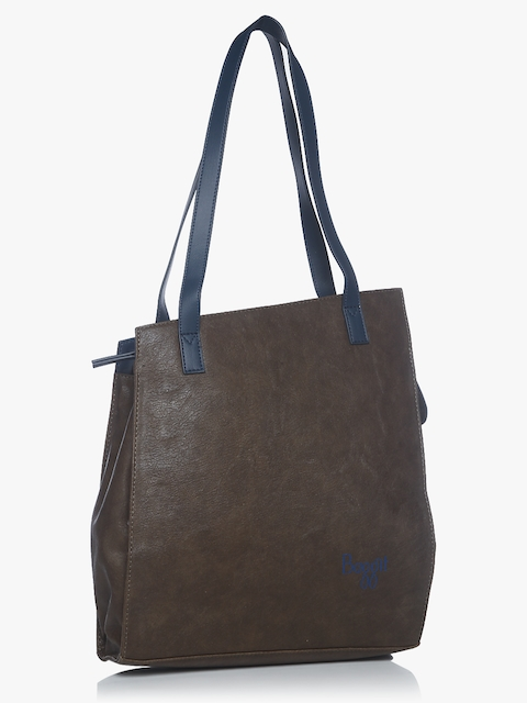 L Serenity Y G Forestdew Brown Handbag