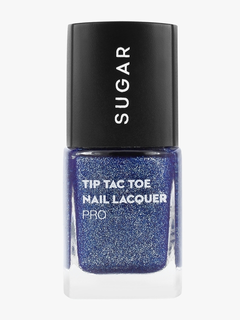 020 Set On Sapphire Tip Tac Toe Nail Lacquer