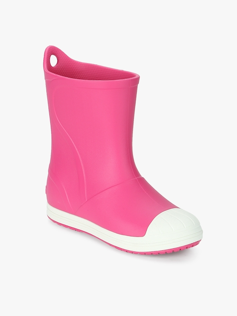 Bump It Pink Boots