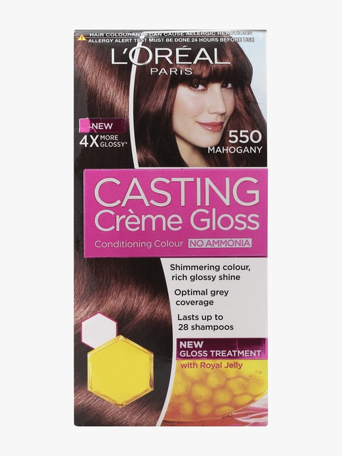 Casting Crme Gloss Hair Color 550 Mahogany