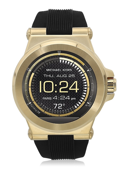 Access Dylan Mkt5009 Black/Black-Gold Smart Watch