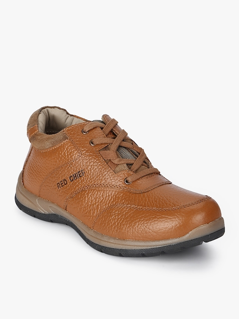 Tan Lifestyle Shoes