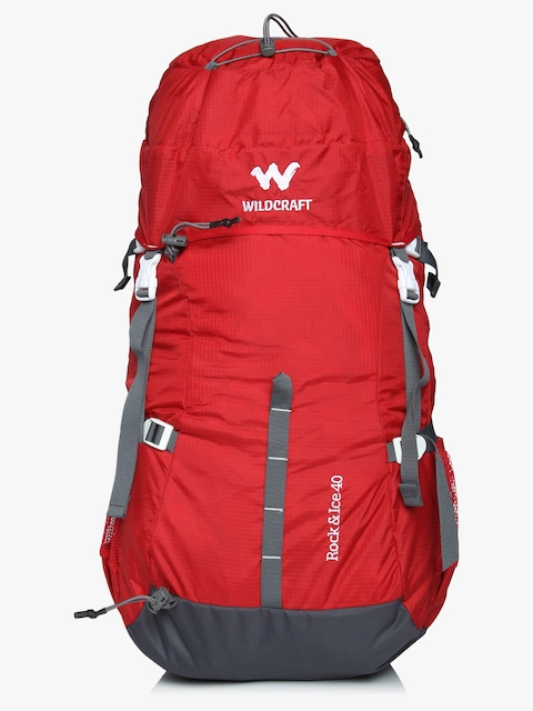 Rock & Ice 40L Red Rucksack
